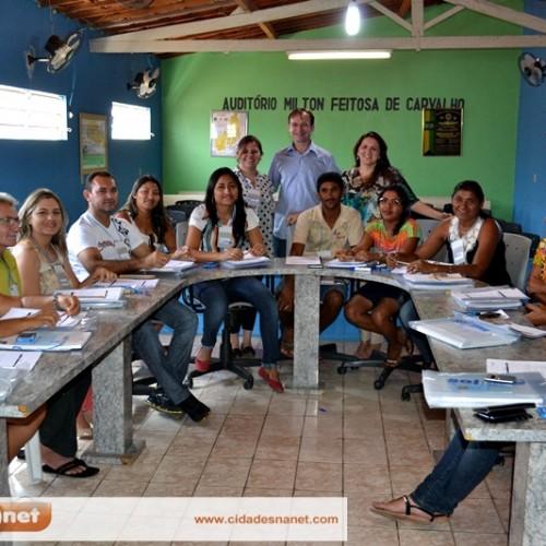 Parceria entre Prefeitura e Sebrae capacita empreendedores  em Massapê do Piauí