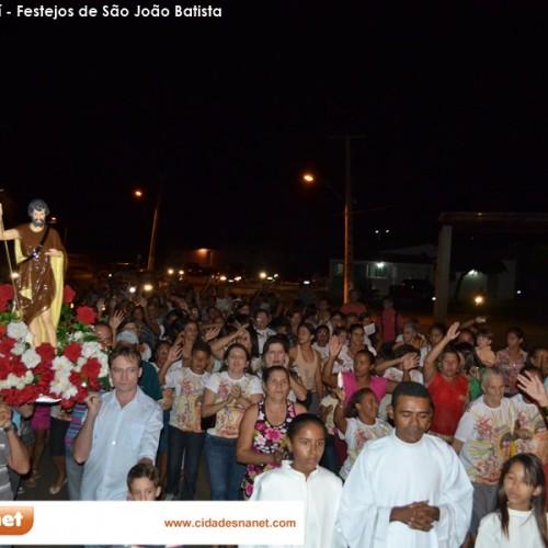 FOTOS: Abertura dos festejos de Massapê do Piauí