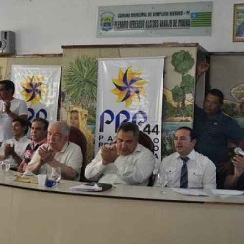 PRP lança pré-candidatura de Francis Lopes a deputado estadual no Piauí