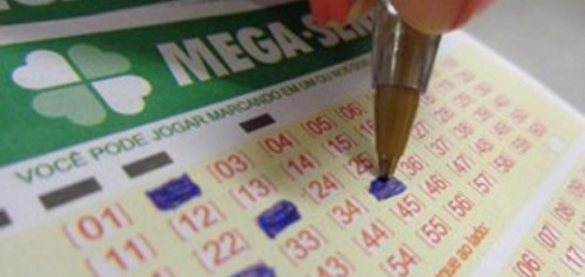 Mega-Sena pode pagar R$ 18,5 milhões nesta quarta-feira