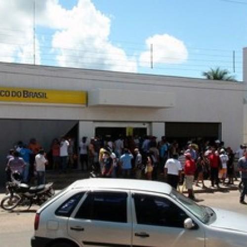 Banco do Brasil fecha mais cedo por medo de assalto no interior do Piauí