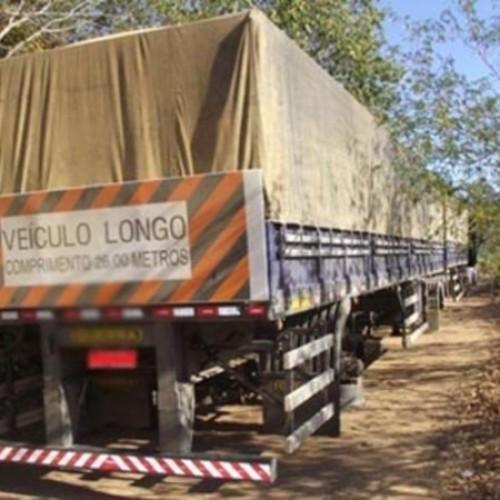 Bando aborda caminhoneiro na BR-230 e leva 36 pneus avaliados em R$ 100 mil
