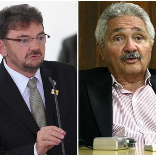 Wilson Martins tem 52% e Elmano Ferrer 35% em nova pesquisa para o Senado