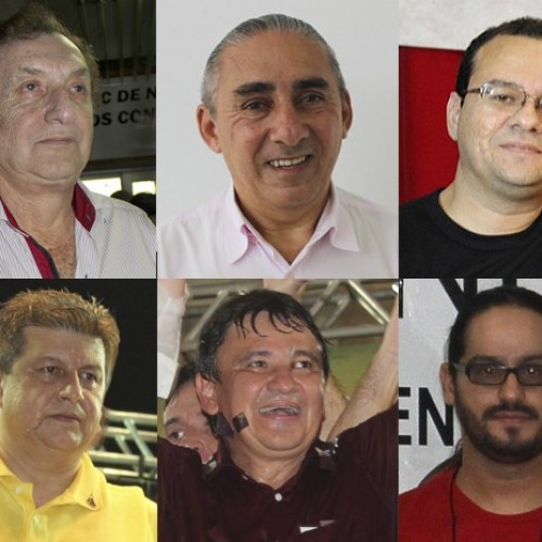 Piauí terá seis candidatos disputando cargo de governador do estado