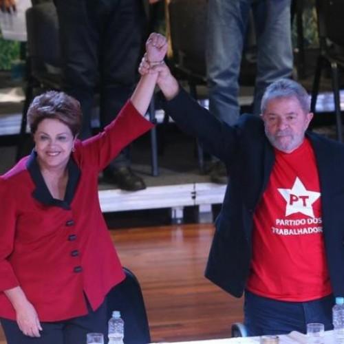 Candidatura de Dilma será oficializada  hoje em convenção do PT