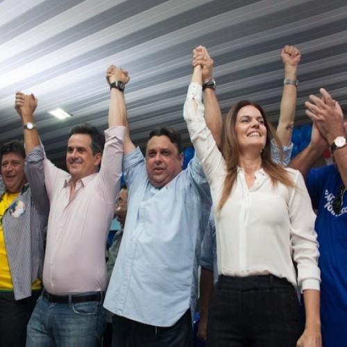 Ciro Nogueira convoca militância do PP a eleger Wellington Dias e Margarete