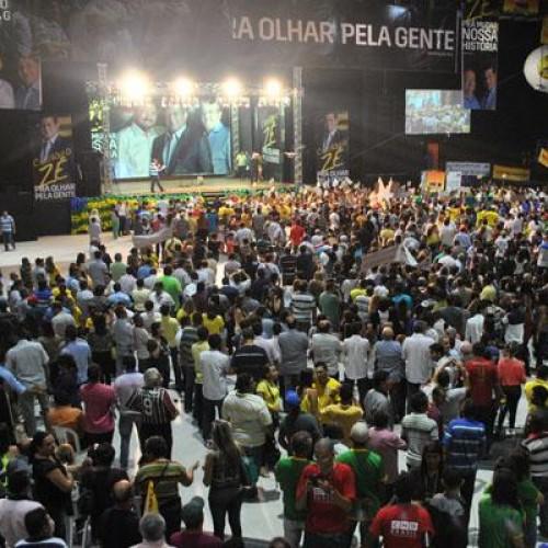 Convenção homologa candidatura de Zé Filho à reeleição. Acompanhe!