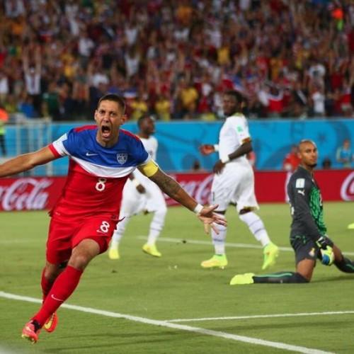 Com um gol relâmpago, EUA vencem Gana