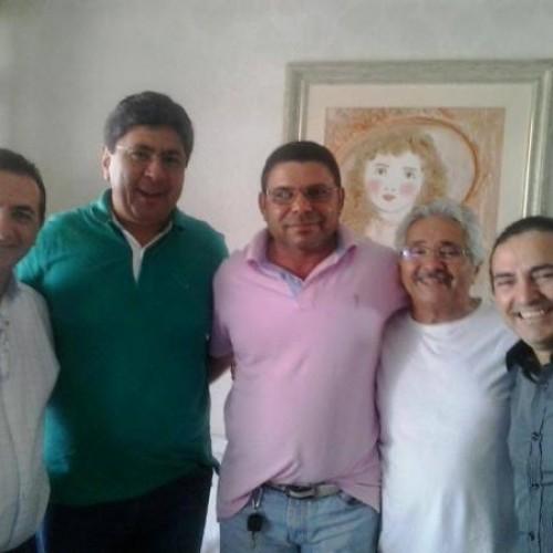 Francis Lopes fecha aliança com o grupo de Wellington e terá apoio de Frank Aguiar