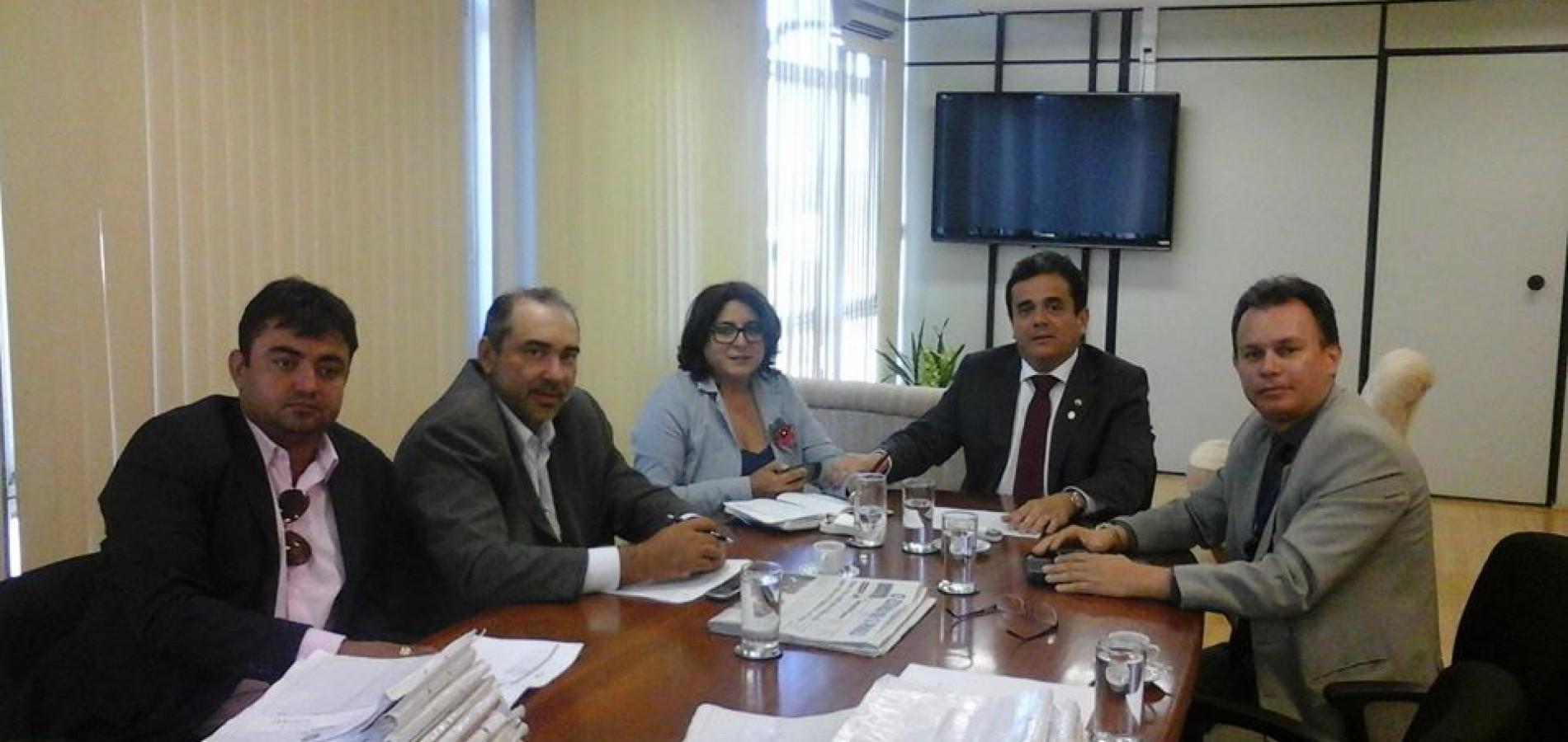 Prefeito vai a Brasília e garante recursos para o município de Alegrete do Piauí