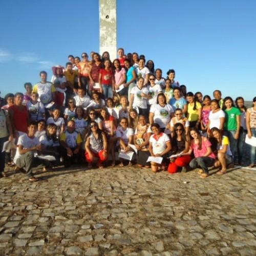 Paróquia de Jaicós participa de missão em Santa Cruz do Piauí; fotos