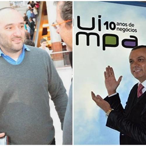 Frank Aguiar e Marcelo Rosenbaum e visitam Mostra Piauí Sampa 2014