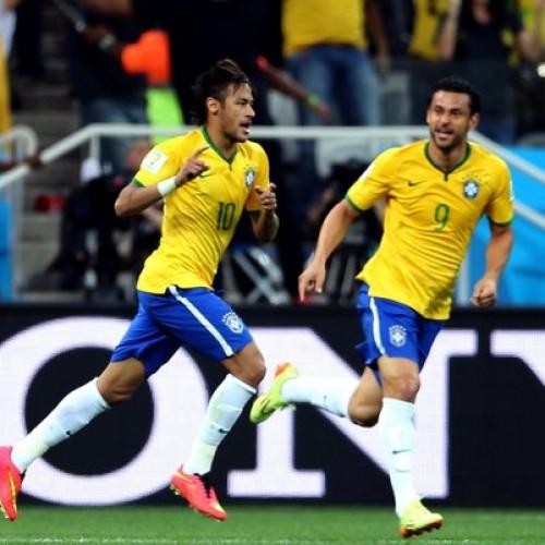 Brasil vence Seleção Croácia na estreia da copa