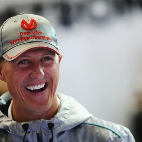 Schumacher sai do coma e deixa hospital na França