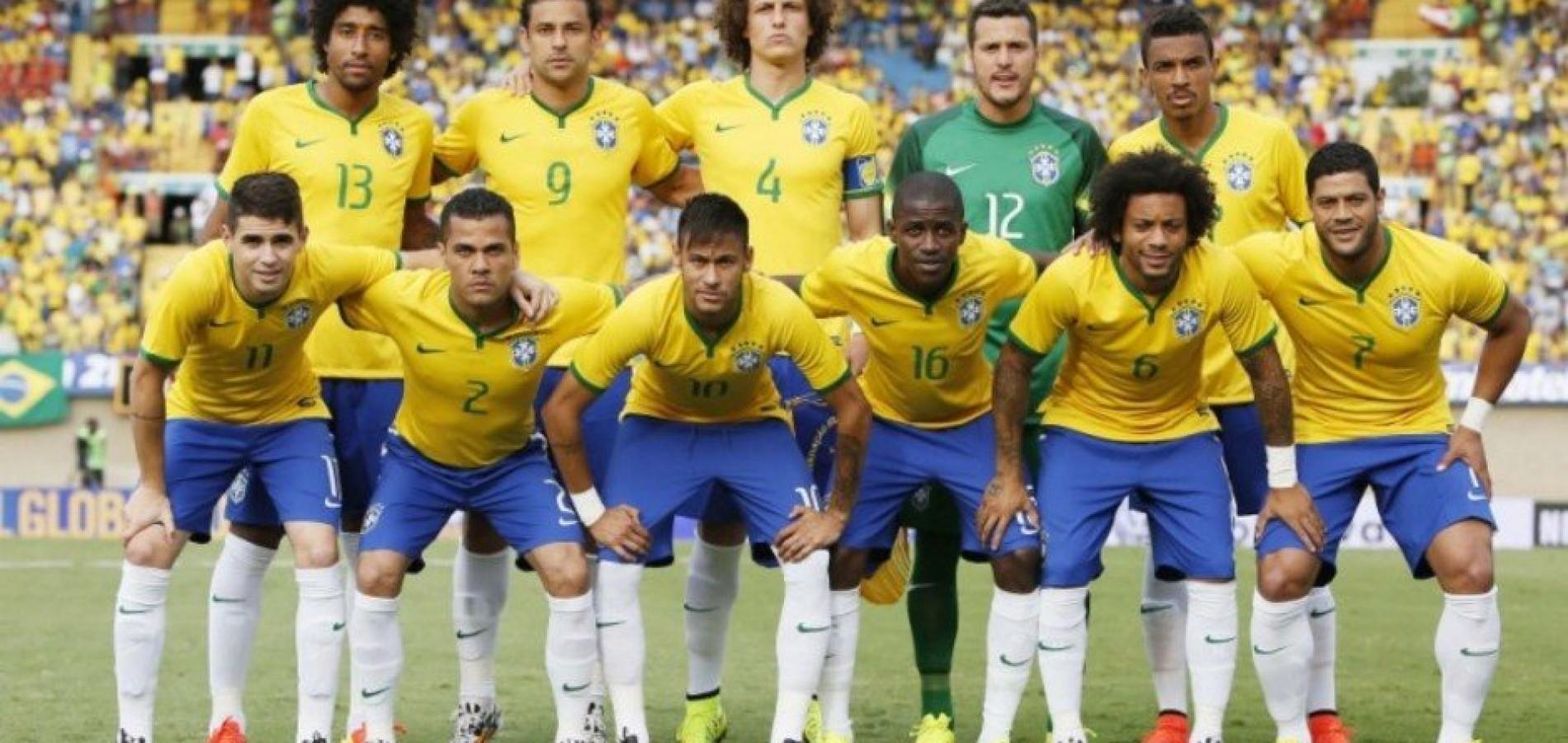 Seleção recebe R$ 44 milhões por quarto lugar, e grupo vai dividir 25%