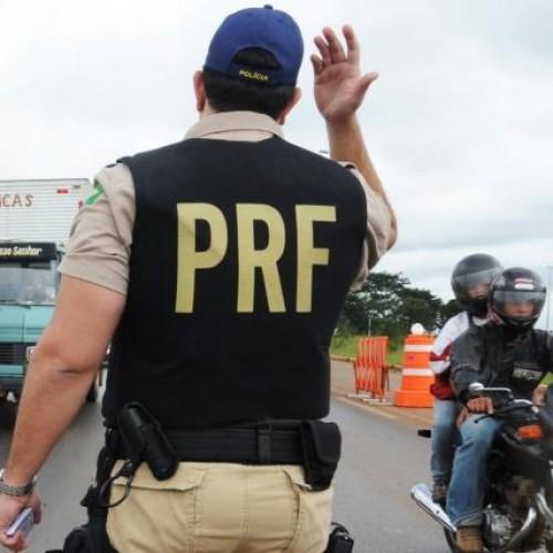 PRF registra 17 acidentes com quatro vítimas fatais nesse final de semana