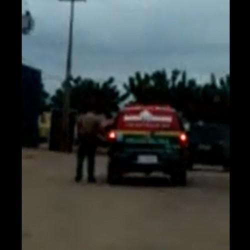PM investiga policial que usou viatura para deixar filho na escola em Picos