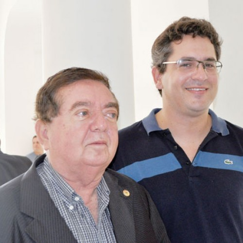 Deputado Warton Santos anuncia pré-candidatura do seu filho Pablo Santos