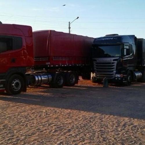 Polícia apreende mais de 500 mil quilos de cargas durante operação no Piauí