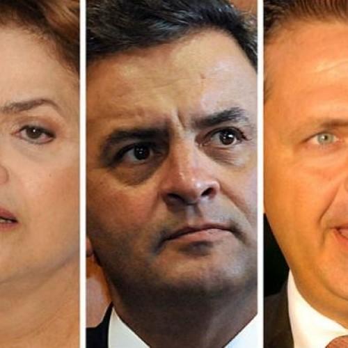 Eleições 2014 | Dilma lidera com folga em Terezina