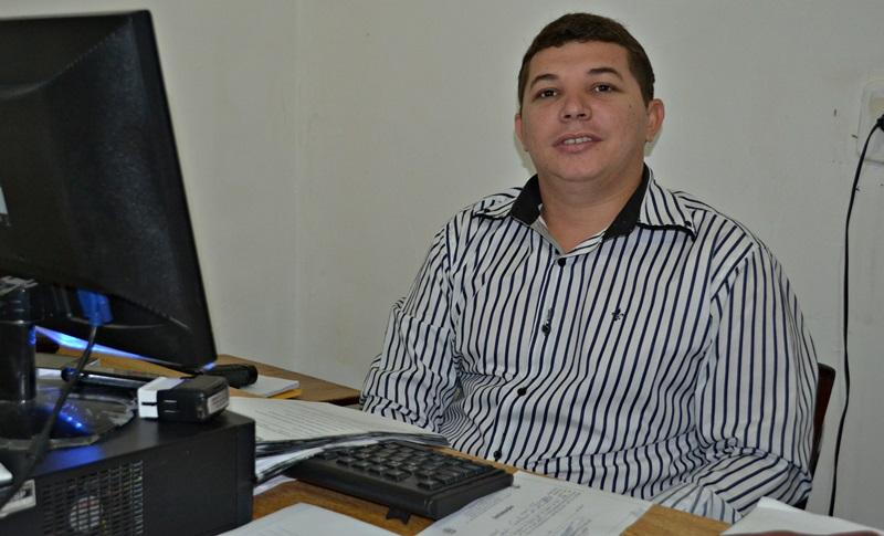 Antônio Nilton, delegado de Polícia Civil