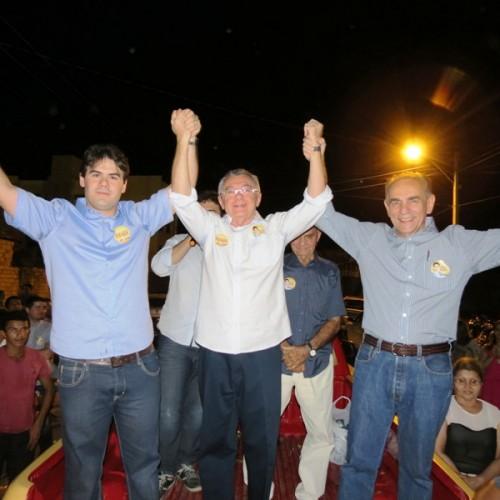 Kleber apresenta Severo Eulálio candidato a deputado estadual