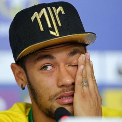 """""""É o momento mais triste da minha carreira"""", diz Neymar sobre eliminação da Copa"""