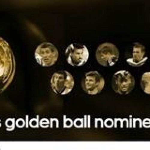 """Lista de candidatos à """"Bola de Ouro"""" da copa inclui Neymar e Messi"""
