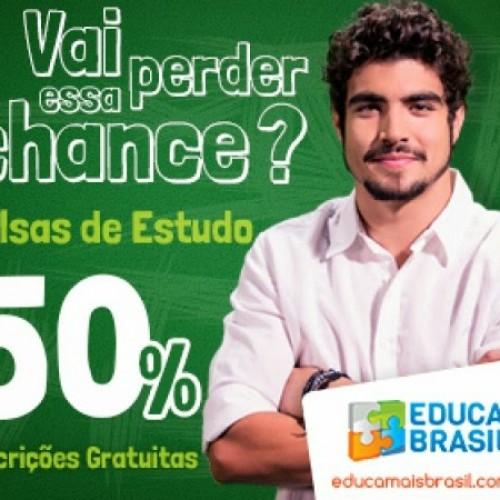 Educa Mais Brasil inicia seleção para mais de 2.300 mil bolsas no Piauí
