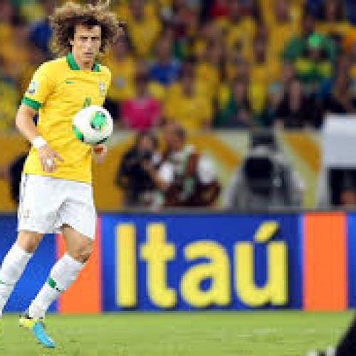 David Luiz e Marcelo Grohe cortados da seleção brasileira