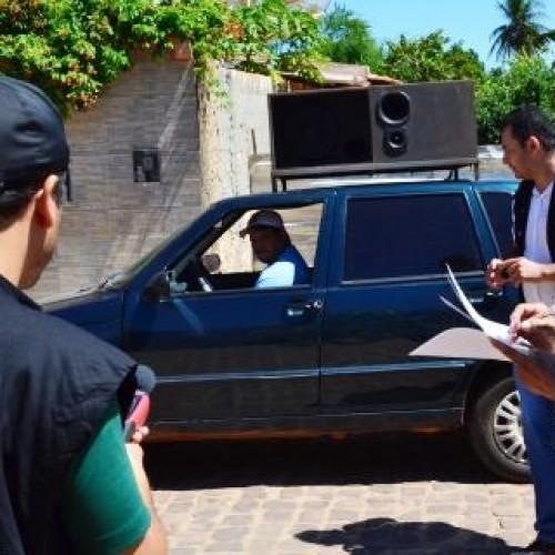 PICOS | Carros de propaganda volante político partidária serão fiscalizados