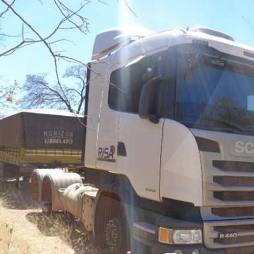Grupo sequestra motoristas para roubar 36 pneus de caminhão no Piauí