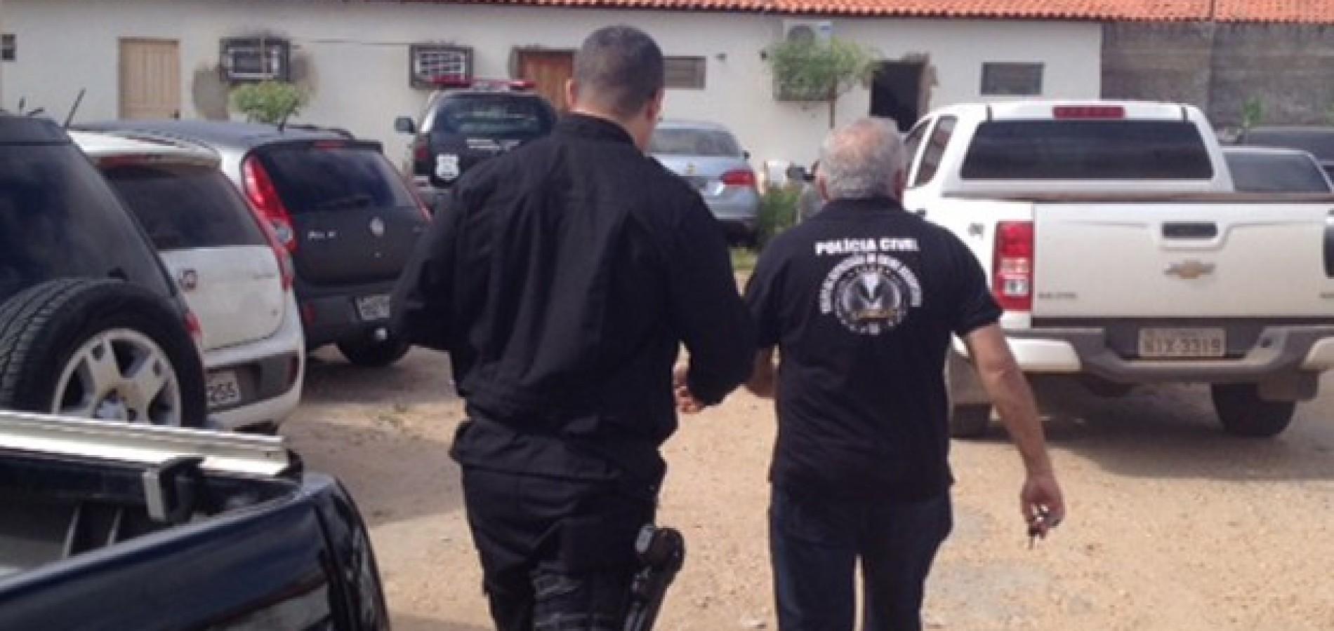 Polícia prende suspeitos de assaltar Banco do Brasil de Água Branca no PI