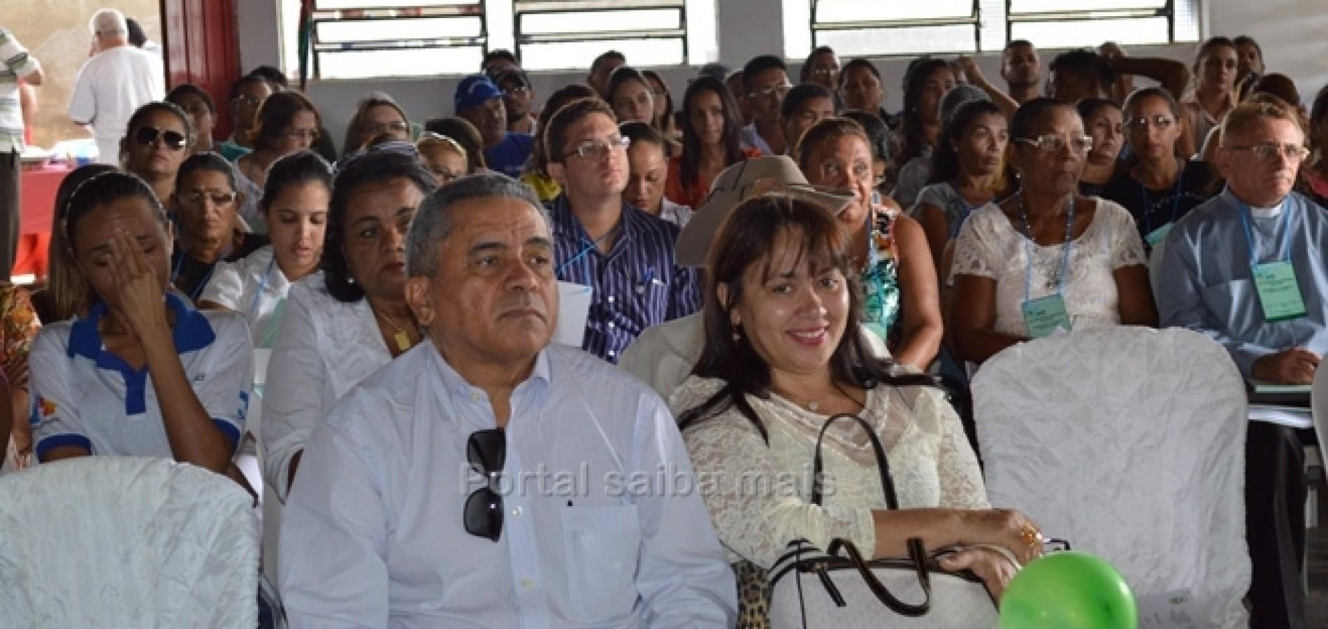 Jaicós realiza  8ª Conferência Municipal de Saúde