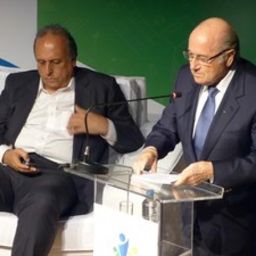 'Copa é mais do que um sucesso', elogia o presidente da Fifa