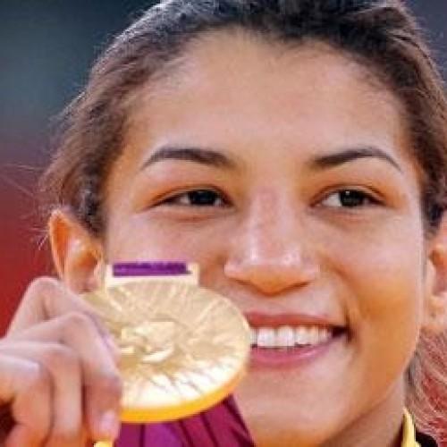 Piauiense Sarah Menezes vence japonesa e conquista Ouro no Grand Slam