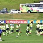 Seleção Brasileira perde duas posições em ranking da Fifa