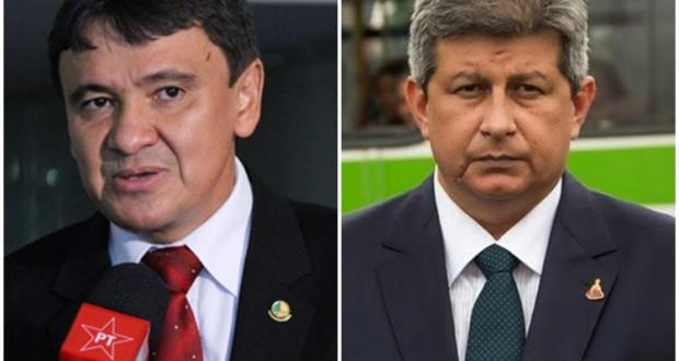 Wellington Dias tem 44% e Zé Filho 26% em nova pesquisa