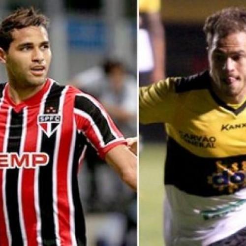 Em queda após a Copa, São Paulo e Criciúma buscam reação no Morumbi
