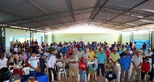 FOTOS   Dia dos Pais com ação de saúde do homem em Vera Mendes