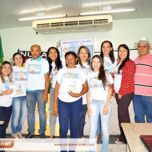 FOTOS | Fórum Comunitário do Selo Unicef em Jaicós