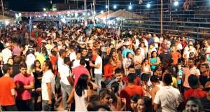 JAICÓS   Veja fotos da 1ª noite do São João do Galo