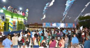 FOTOS | Inauguração do Comitê do PSD em Jaicós