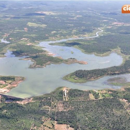 Mesmo com chuvas, Piauí tem barragem funcionando com 3% da sua capacidade