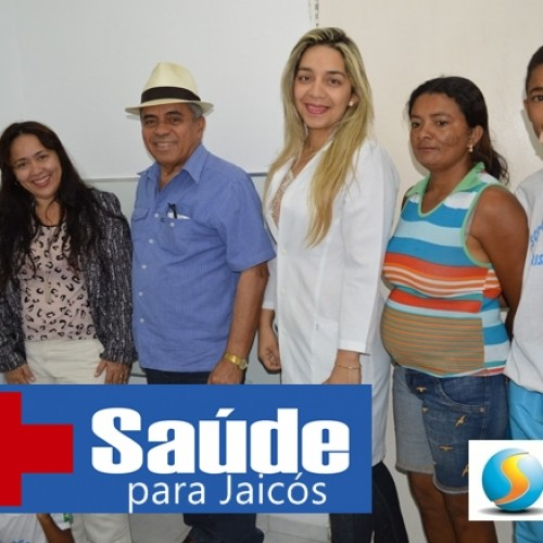 NASF de Jaicós adota técnica da Bandagem Elástica no tratamento de pacientes