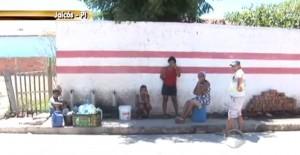 TV Cidade Verde mostra o sofrimento da população de Jaicós com a falta de água. Assista!