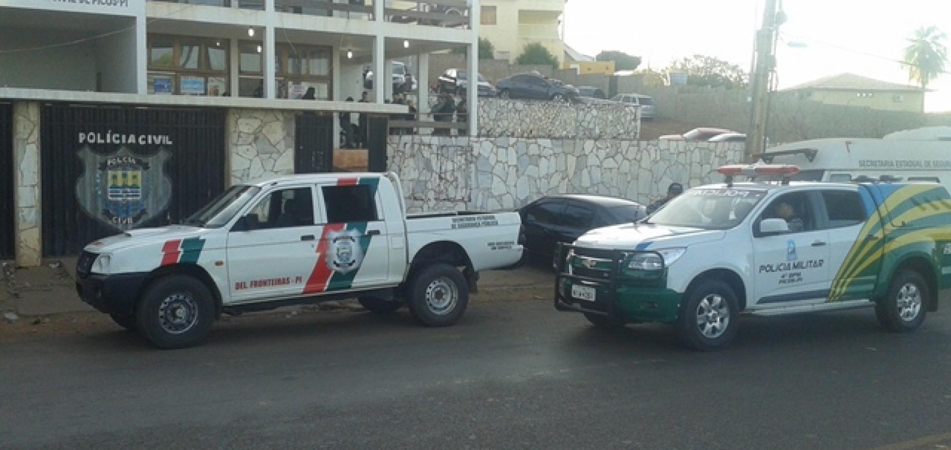 Polícia Civil e Militar deflagram Operação Destroyer em Picos