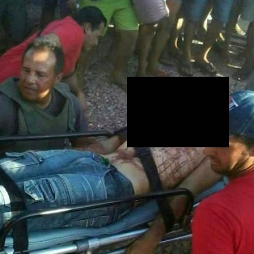 MONSENHOR HIPÓLITO |  Assaltante morre em troca de tiros após assaltar Correios; veja fotos