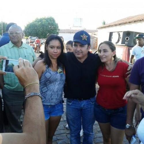 Francis Lopes intensifica campanha e percorre 17 municípios em dois dias