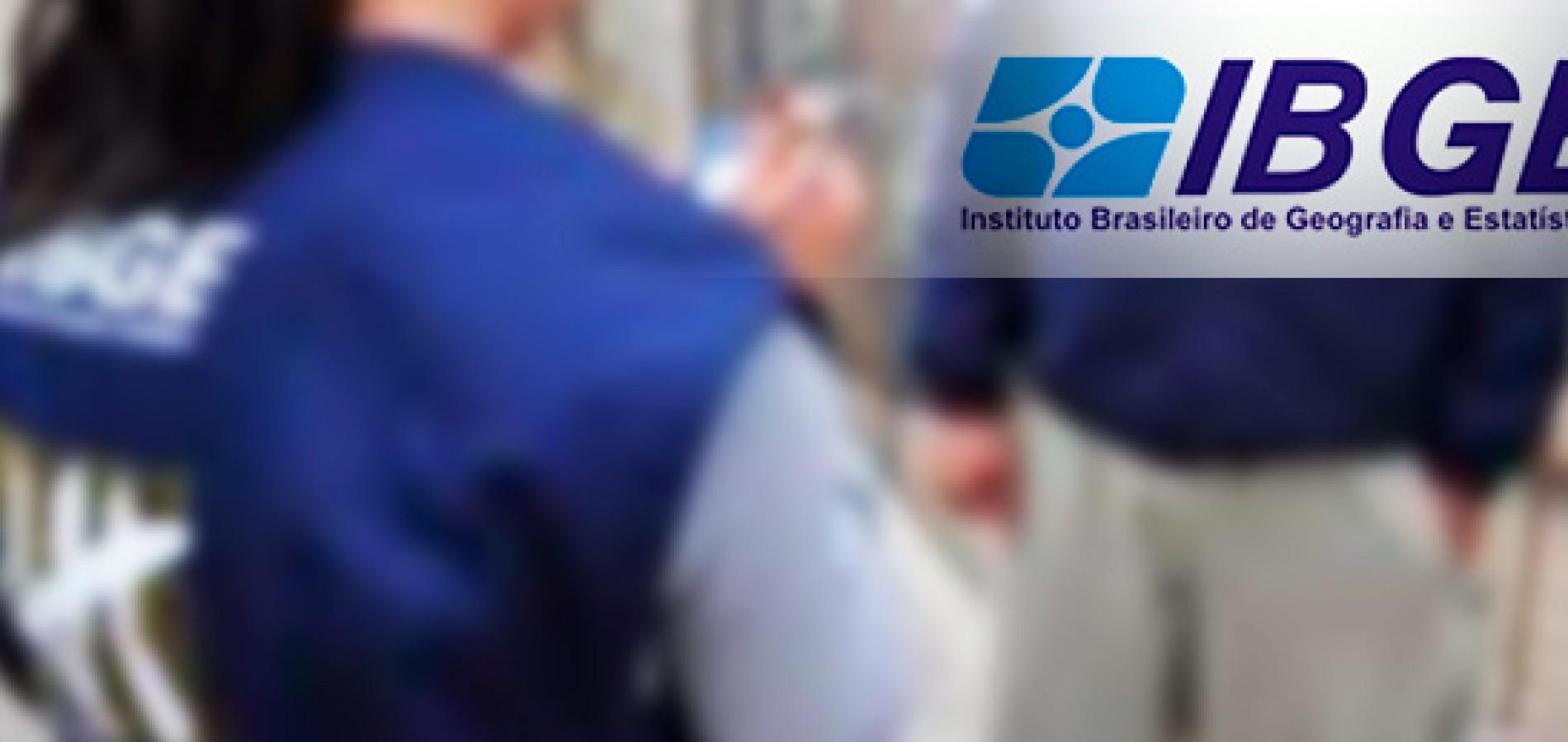 Edital de concurso do IBGE deverá sair em dezembro; serão 600 vagas